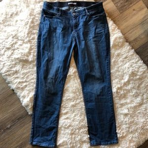 Women's Levi's 525 Perfect Waist Straight Leg Jean